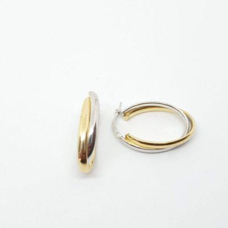 Σκουλαρίκια από Ασήμι